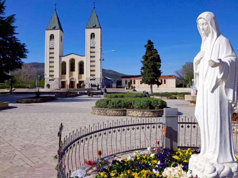 Private Day Tour MEDUGORJE