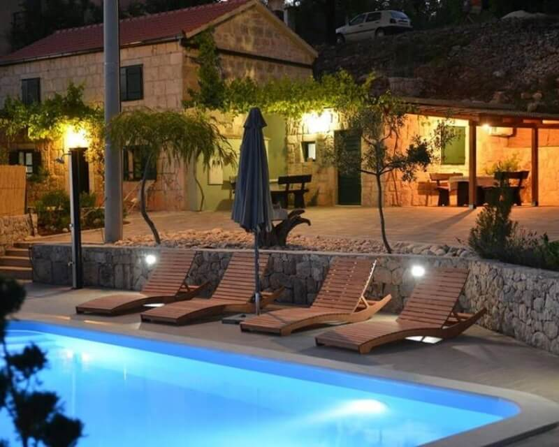 Charmy & Cozy house with pool Imotski In-001