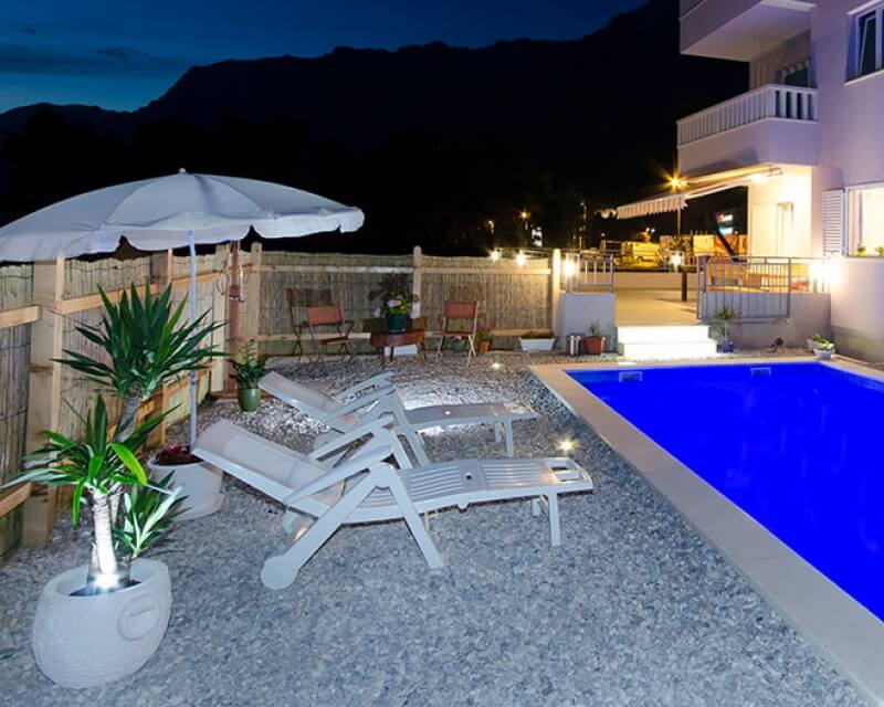 Villa with pool Makarska Ma-001